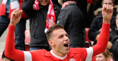 Adam Szalai: Being linked with Arsenal move