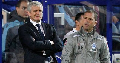 Mark Hughes: Says QPR's owner remains content with performances