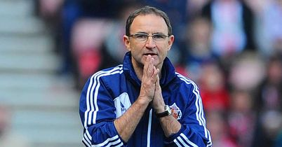 Martin O'Neill: Praying for time at Sunderland