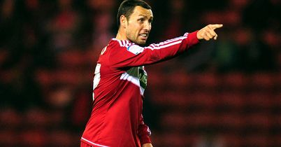 Scott McDonald: His two goals helped Boro ease to victory at The Riverside