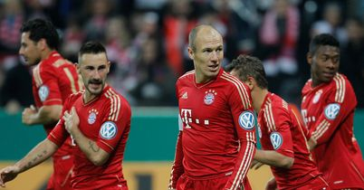 Arjen Robben: Expected to be sidelined for rest of December