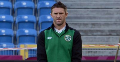 Keane clear to face England