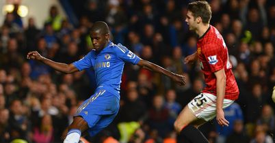 Ramires: Scored Chelsea's fifth in win over Manchester United