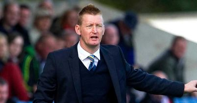 Steve Lomas: Impressed with Saints' resolve
