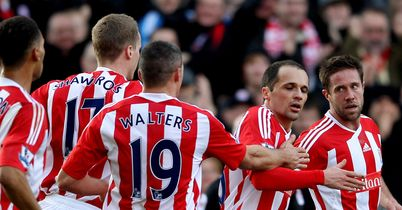 Stoke: Backed to win against QPR