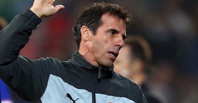 Gianfranco Zola: Encouraged by Watford's form