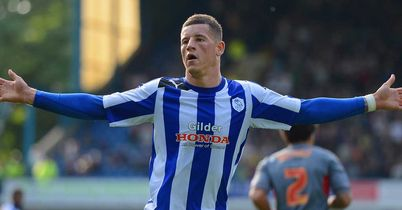 Ross Barkley: Catching the eye for Sheffield Wednesday