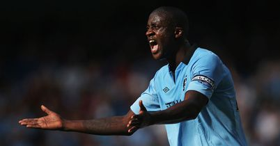 Yaya Toure: Not concerning himself with rumours linking Guardiola to City