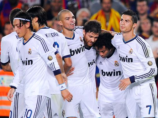 Ronaldo's second goal ensured the spoils were shared