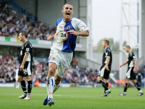 David Bentley: Has now returned to Blackburn