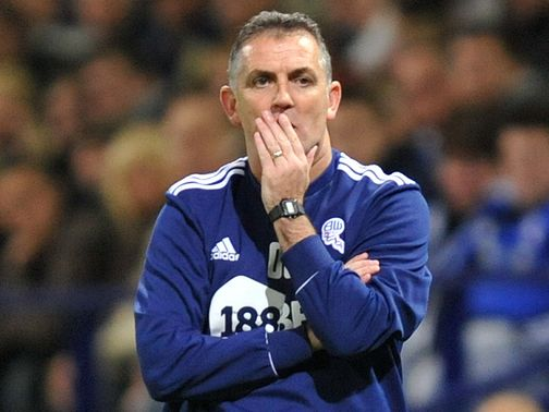 Owen Coyle: Stuttering start
