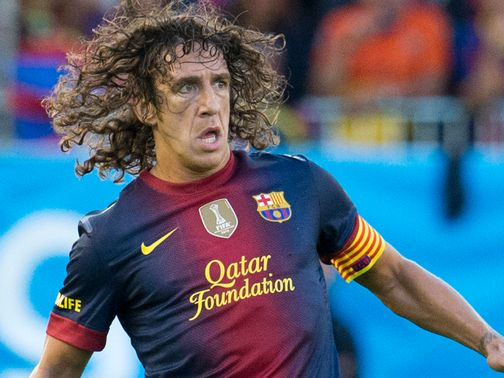 Carles Puyol: Extends Barcelona stay until 2016