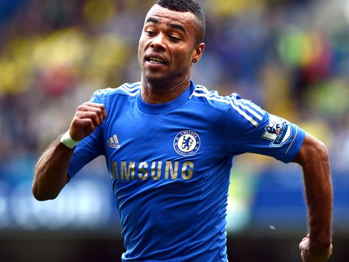 Ashley Cole: Fined over tweet