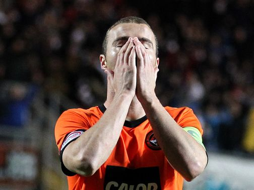 Sean Dillon: Back for Dundee United