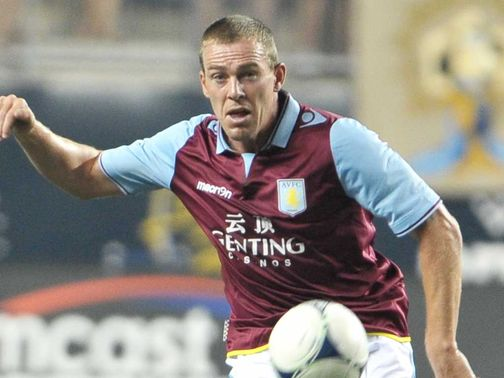 Richard Dunne: Has been sidelined since Euro 2012