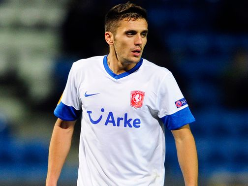 Dusan Tadic: Winning goal keeps Twente top of the Eredivisie