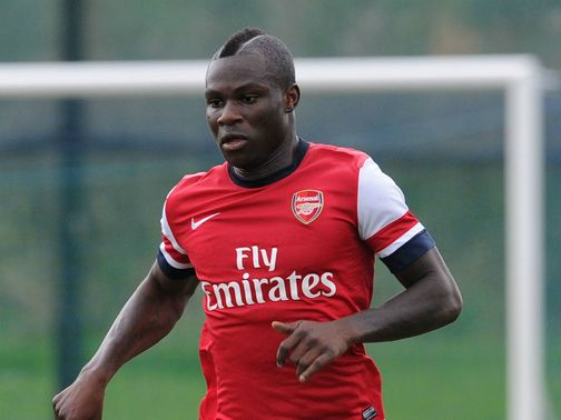 Emmanuel Frimpong: Joins Charlton on loan