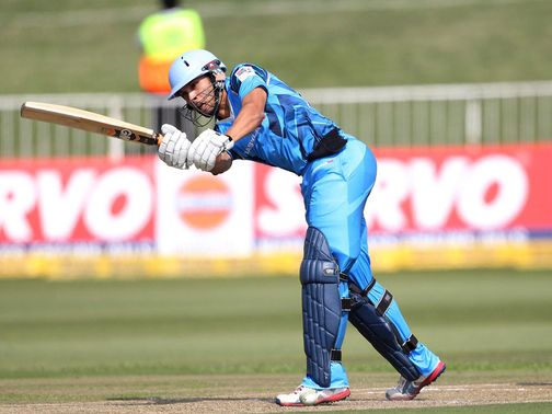 Farhaan Behardien: 48 from just 23 balls faced
