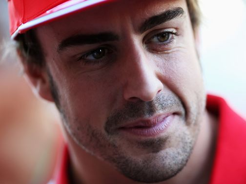 Fernando Alonso: Stands 29 points clear of Sebastian Vettel