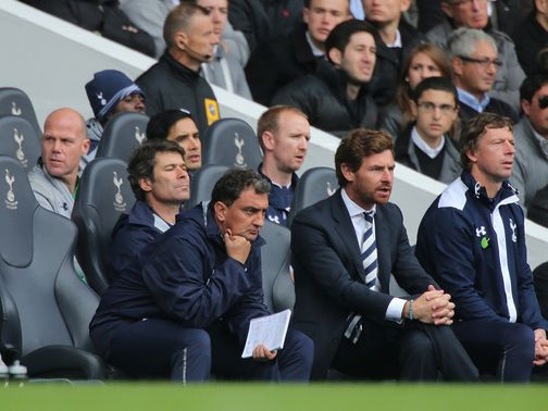 Andre Villas-Boas: Ready for Chelsea test