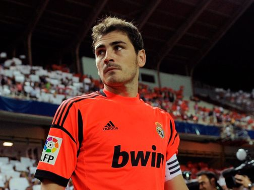 Casillas faces a long spell on the sidelines
