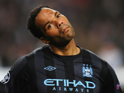 Joleon Lescott: Hoping to win place back