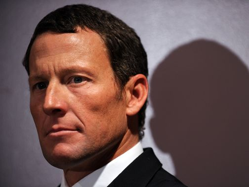 Lance Armstrong: Was a 'control freak'