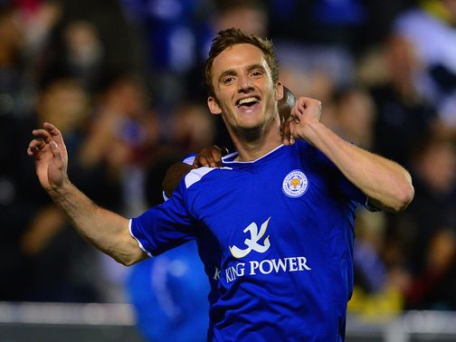 Andy King: Scored the winning goal for Leicester