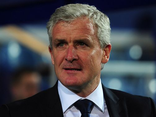Mark Hughes: Has 'great support'