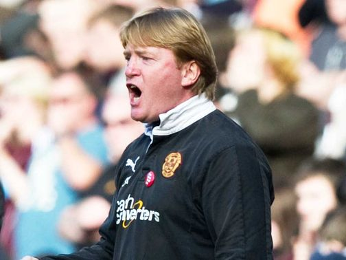 Stuart McCall: Admits the post has come 10 years too early