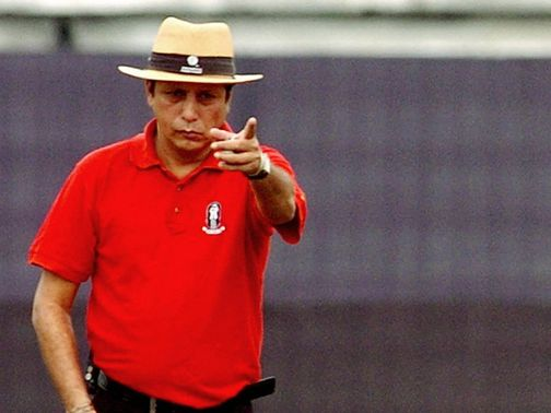 Nadir Shah: 10-year corruption ban for Bangladesh umpire