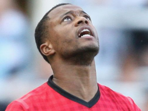 Patrice Evra: 'There is a long way to go'