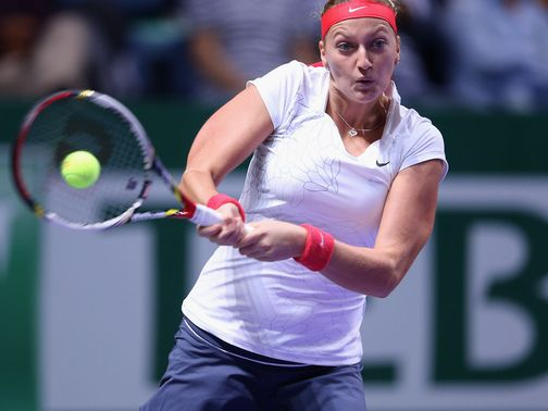 Petra Kvitova: Claimed the decisive point for the Czechs