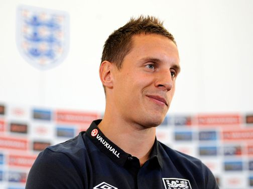 Jagielka: Ready to step up for England