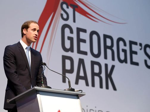 St George's Park: To host Awards Day in February