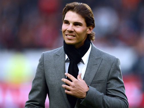 Rafael Nadal: Will play in Doha