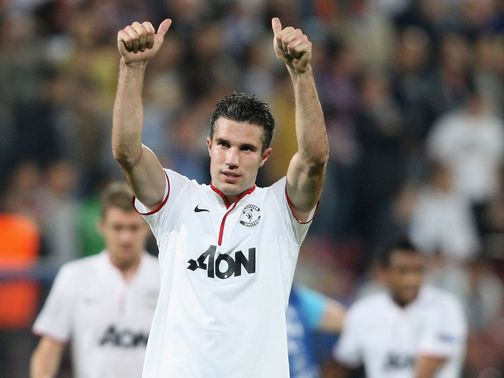 Robin van Persie: Departed Arsenal for Manchester United