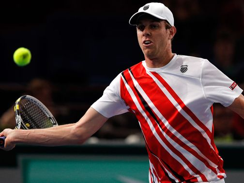 Sam Querrey: Won in three sets