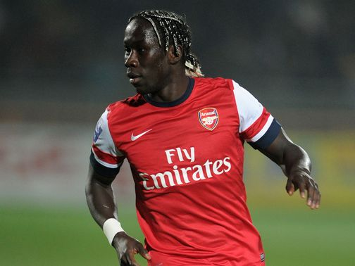 Bacary Sagna: Fractured leg against Norwich