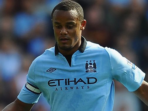 Vincent Kompany: Injury woe