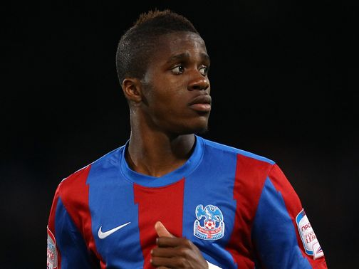 Wilfried Zaha: Linked with Premier League sides