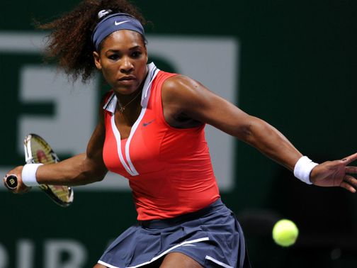 Serena Williams: Named WTA player of the year