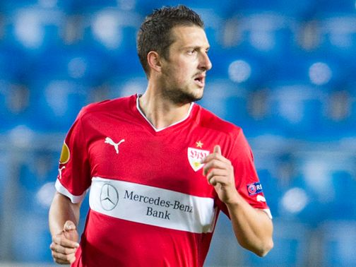 Zdravko Kuzmanovic is expected to complete a move to Inter Milan.
