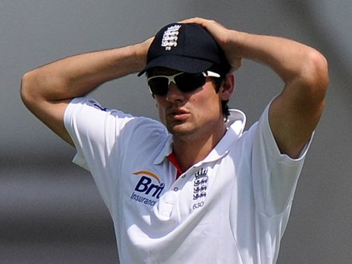 Alastair Cook: Ready to take control