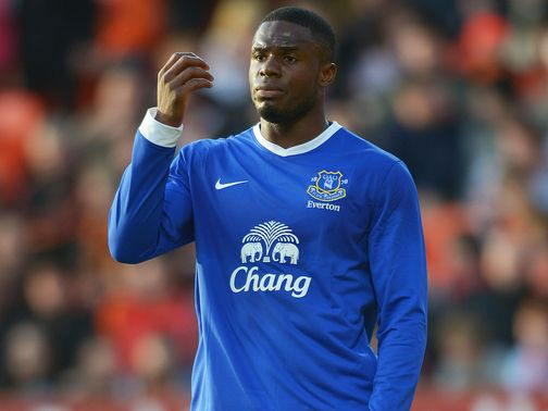 Anichebe: Target for racial abuse