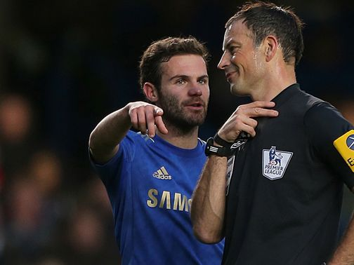 Mark Clattenburg: Investigation dropped by police