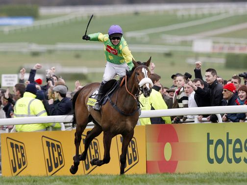 Kauto Star: Are you his biggest fan?