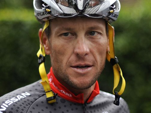 Lance Armstrong: Urged to tell the truth