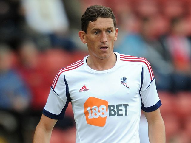 Keith Andrews: Wrapped up the scoring for Bolton