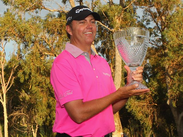 Bo van Pelt: Sealed victory with a 68